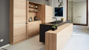 filigno kitchen in oak whit oil.