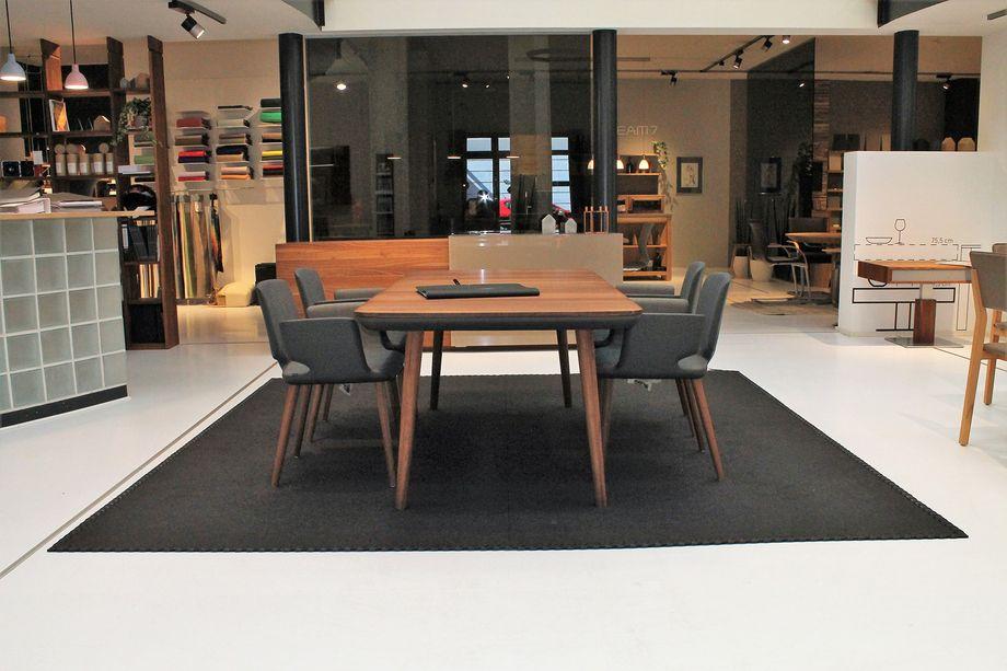 abverkauf stark reduzierter leuchten teppiche team 7 store wien. Black Bedroom Furniture Sets. Home Design Ideas