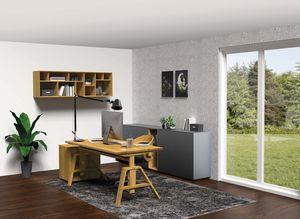 WohnofficeT7 Typ 1 - Blickrichtung frei in den Raum: Planungsbeispiel