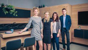 Unser Team von TEAM 7 Graz im Store