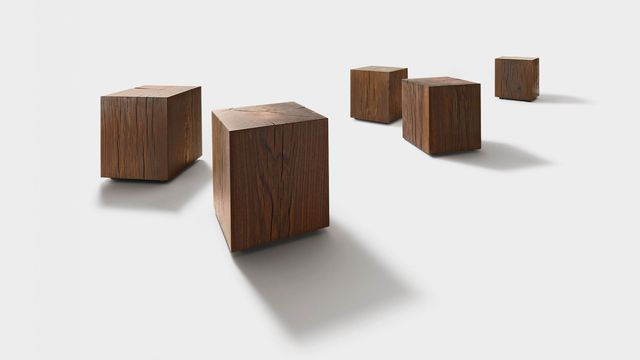 Oak Block A Strong Piece Of Wood For Your Home Team 7