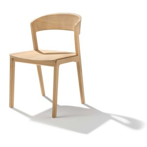 Деревянный стул mylon из белого дуба