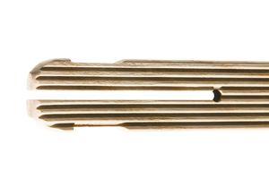 Listelli in legno di faggio del sistema letto aos