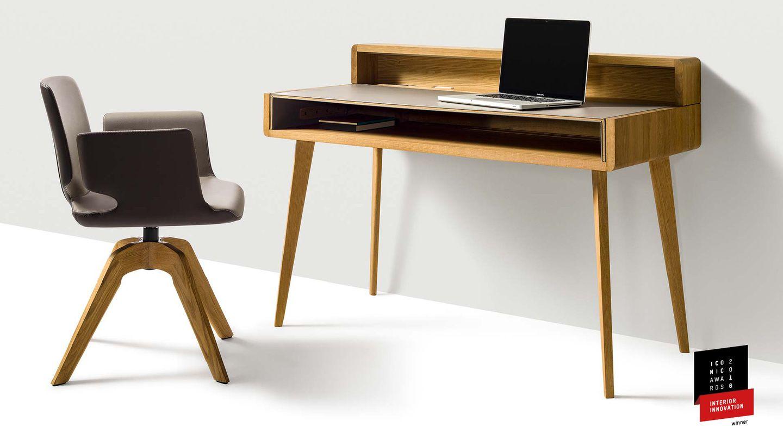 Prix de design pour le meuble solitaire sol de TEAM 7 - Iconic award – gagnant