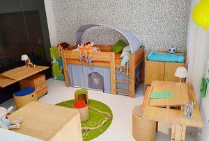 mobile kid's room furniture at TEAM 7 Munich