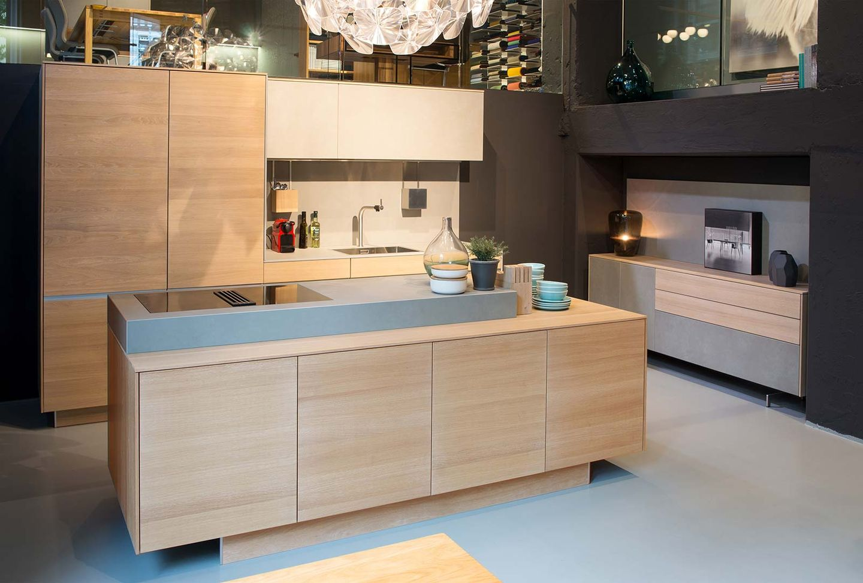 filigno kitchen TEAM 7 Hamburg City
