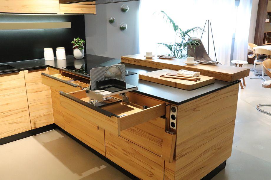 Abverkauf stark reduzierter TEAM 7 Küchen | TEAM 7 Store München