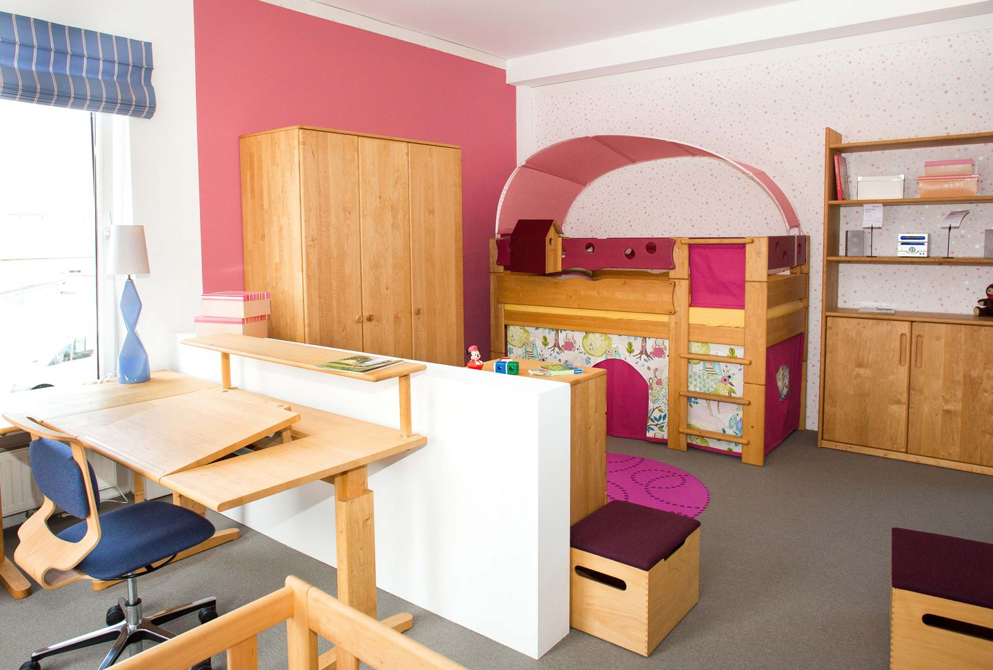 children's room TEAM 7 Salzburg