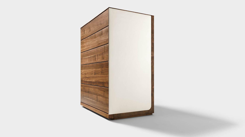 """Дополнительная мебель """"riletto"""" с элементами из кожи"""
