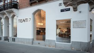 Küche Wien Store Aussenansicht
