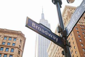 broadway en new york