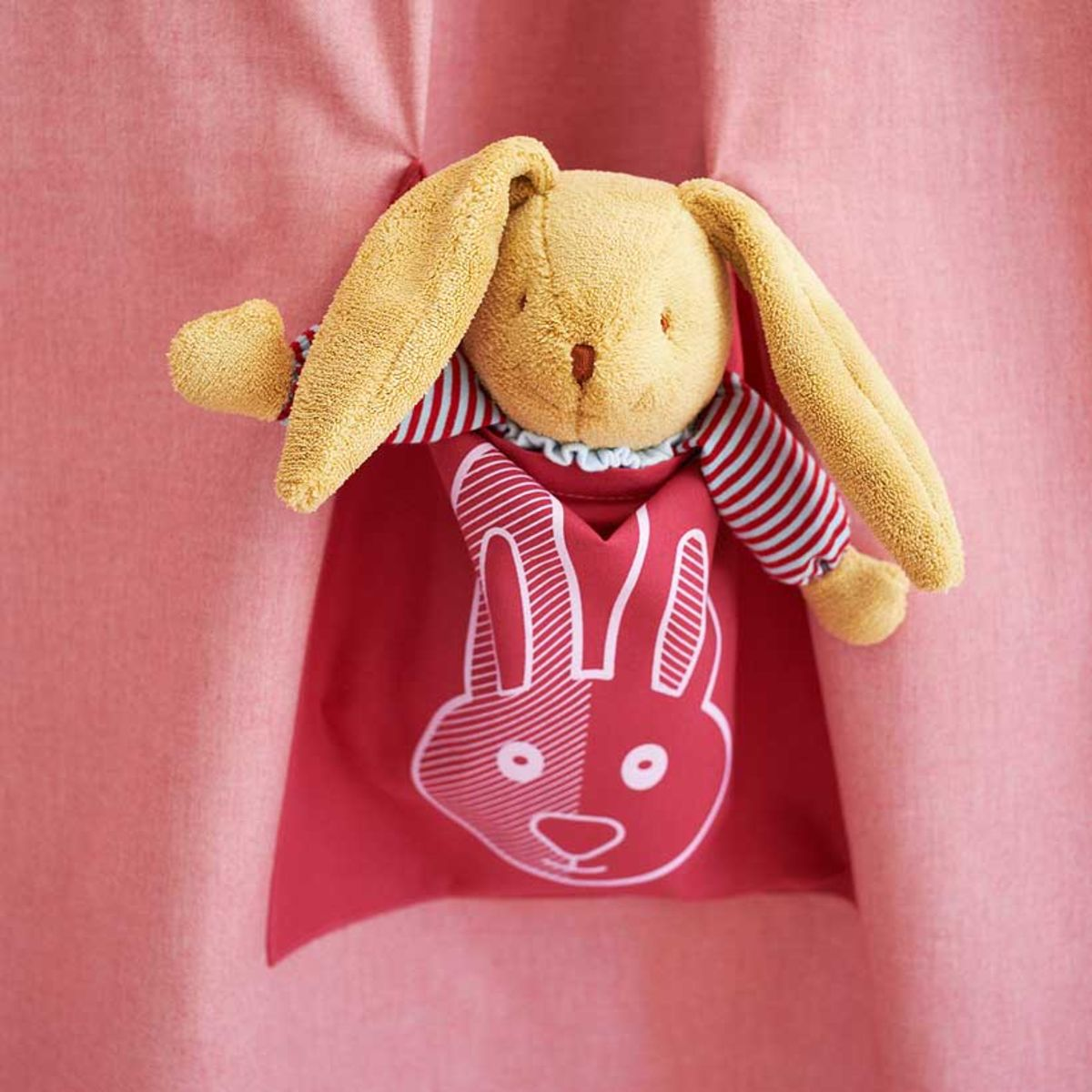 Tasche der Spielhöhle Kaninchen von TEAM 7 Hamburg