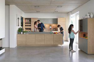 filigno Küche in Eiche Weißöl - Titelbild Küchenbuch