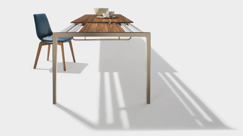 Esstisch tak aus Massivholz