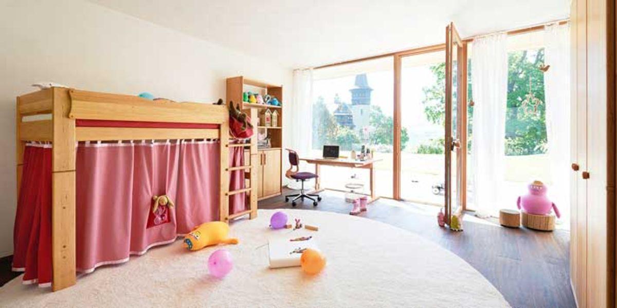 mobile Kinderzimmer Kaninchen von TEAM 7 Graz