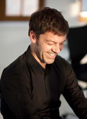 Designer Dominik Tesseraux