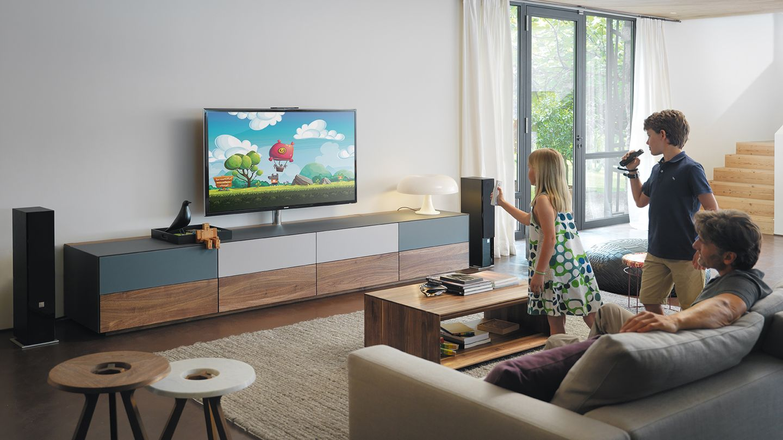 "Мебель ""Home Entertainment"" от TEAM 7, дизайнер Себастьян Деш"