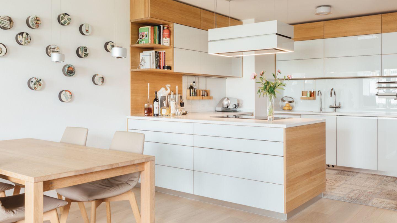TEAM 7 l1 kitchen in a private home