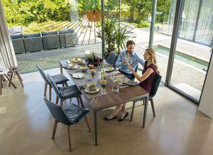 Esszimmermöbel tak Tisch aus Naturholz TEAM 7