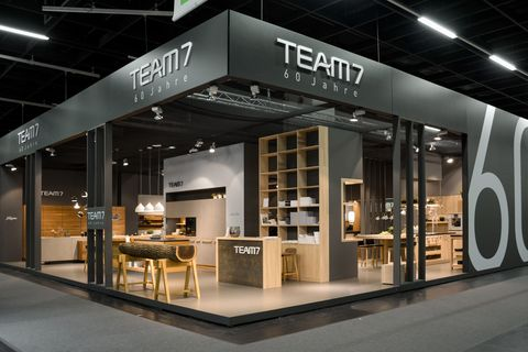 TEAM 7 At Living Kitchen In Cologne