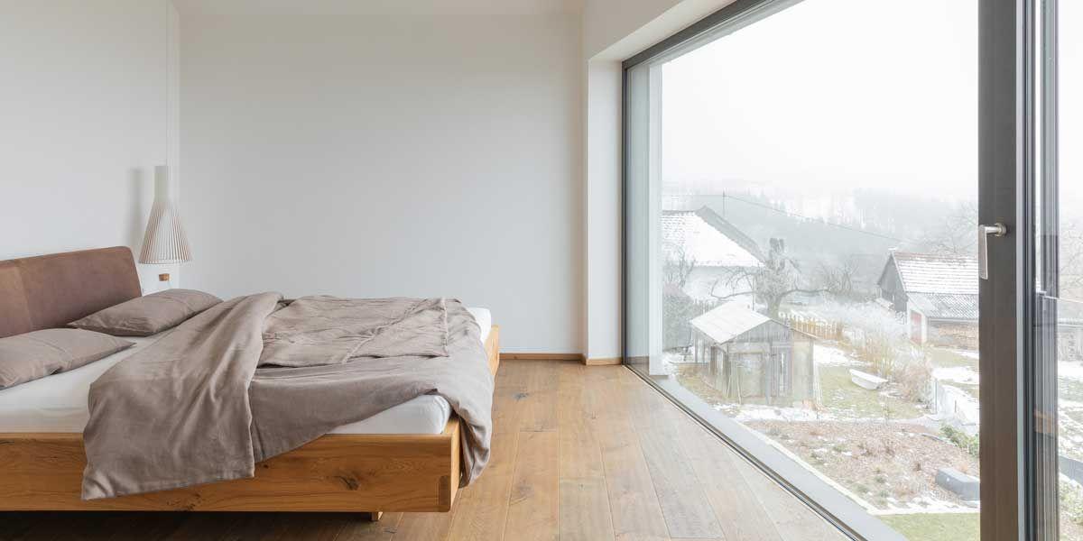 nox Bett in Eiche von TEAM 7 St. Johann
