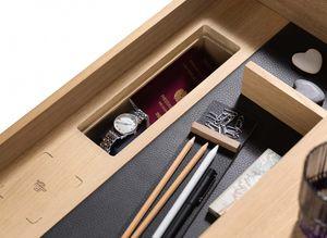 secret compartment in TEAM 7 filigno writing desk