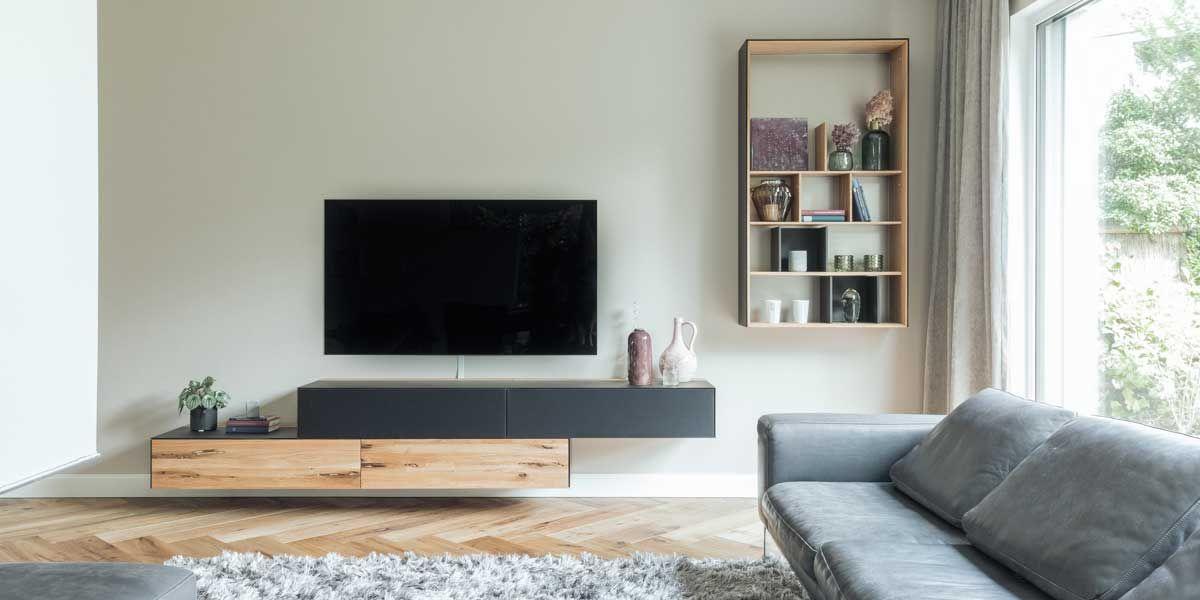 cubus pure Wohnwand Gestaltungselement von TEAM 7 Linz