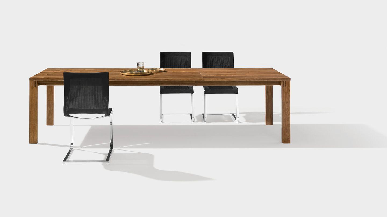 """Обеденный стол """"magnum"""" из массива дерева"""