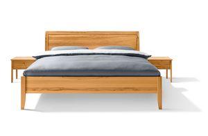 Bett sesam aus Massivholz von TEAM 7