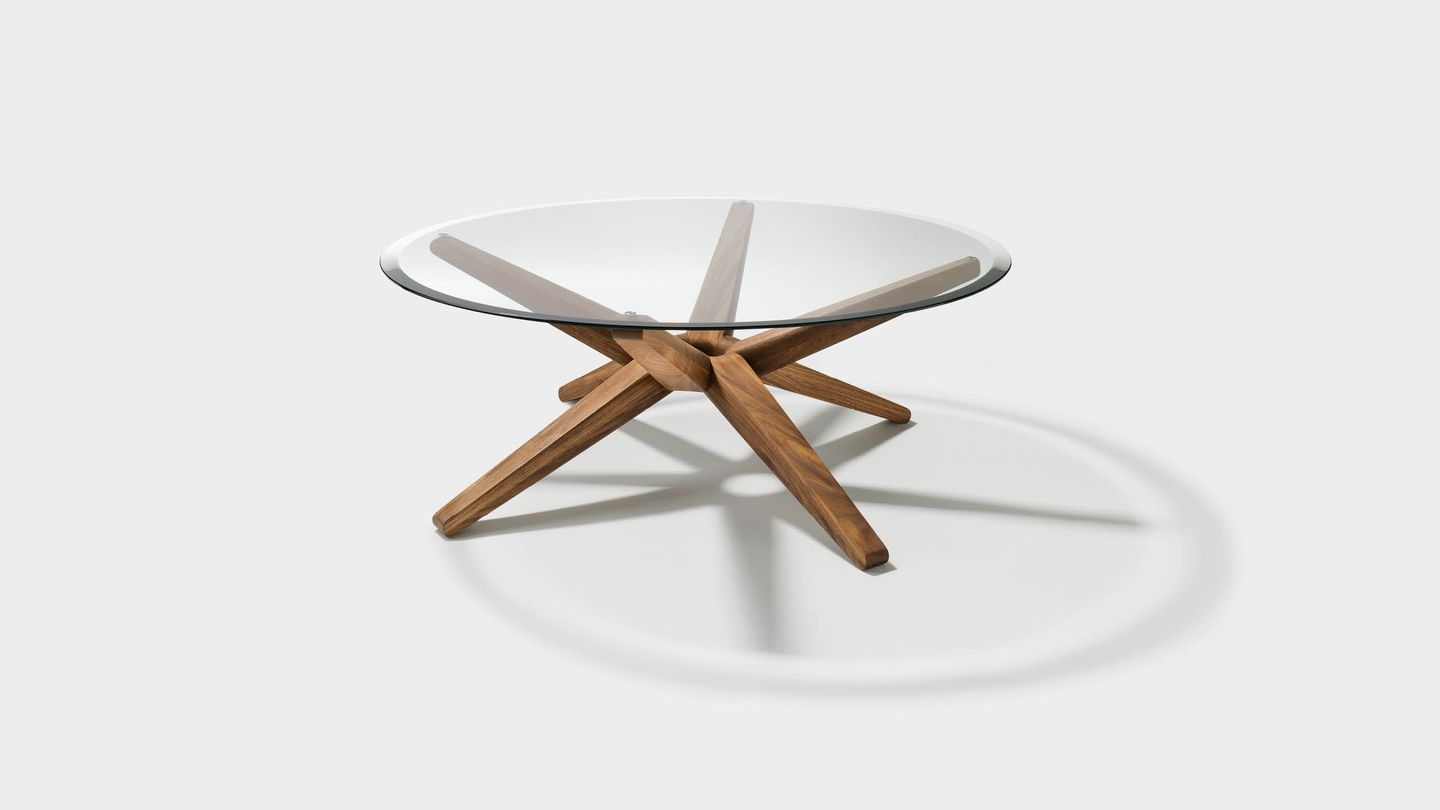 stern designer coffee table