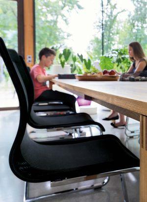 Entretien du Pflege - chaise cantilever magnum de TEAM 7