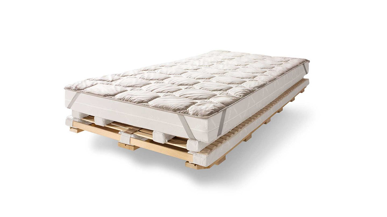 Unterbett aus Tencel für aos Schlafsystem