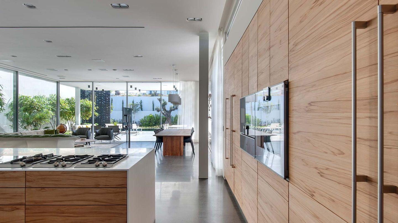 Cucina vao di TEAM 7 in una casa privata
