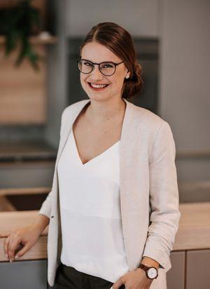 Madeleine Dienstl from TEAM 7 Linz