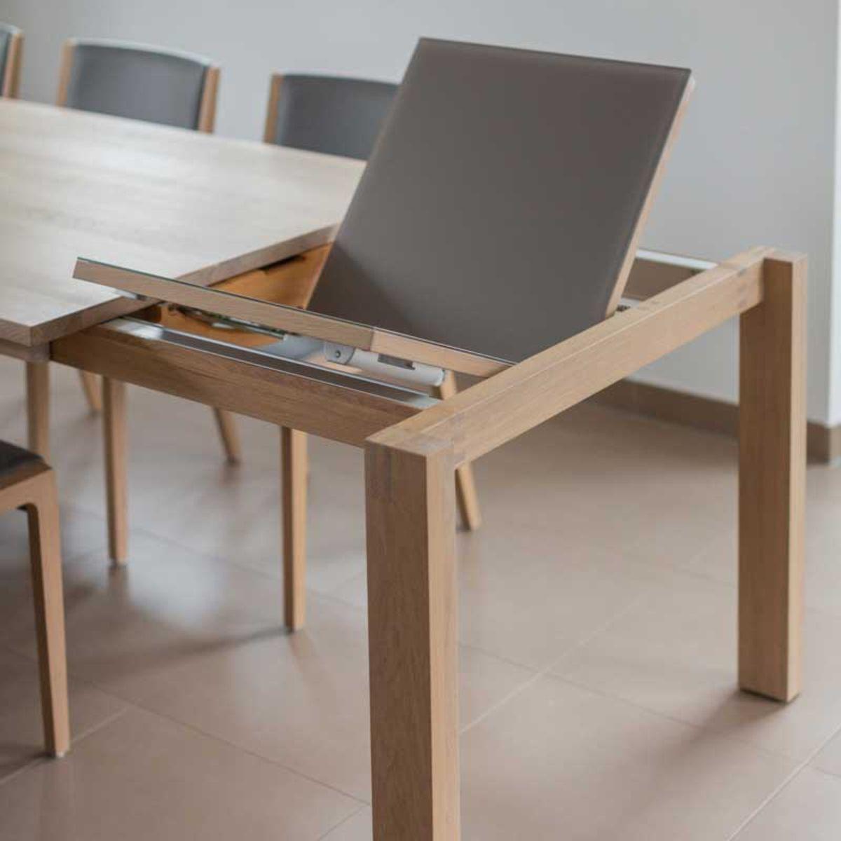 magnum Tisch mit Auszugsplatte von TEAM 7 Hamburg