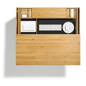 Secrétaire cubus avec emplacement pour les fournitures de bureau