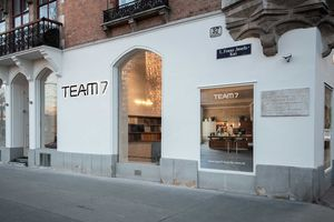 Exterior view TEAM 7 Vienna