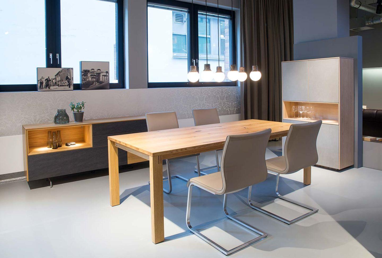 magnum table TEAM 7 Hamburg City