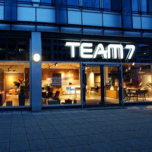 Store Aussenansicht von TEAM 7 Stuttgart
