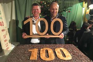 100 Millionen Euro Jahresumsatz TEAM 7