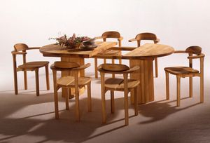 Solid wood furniture opus 1 by TEAM 7