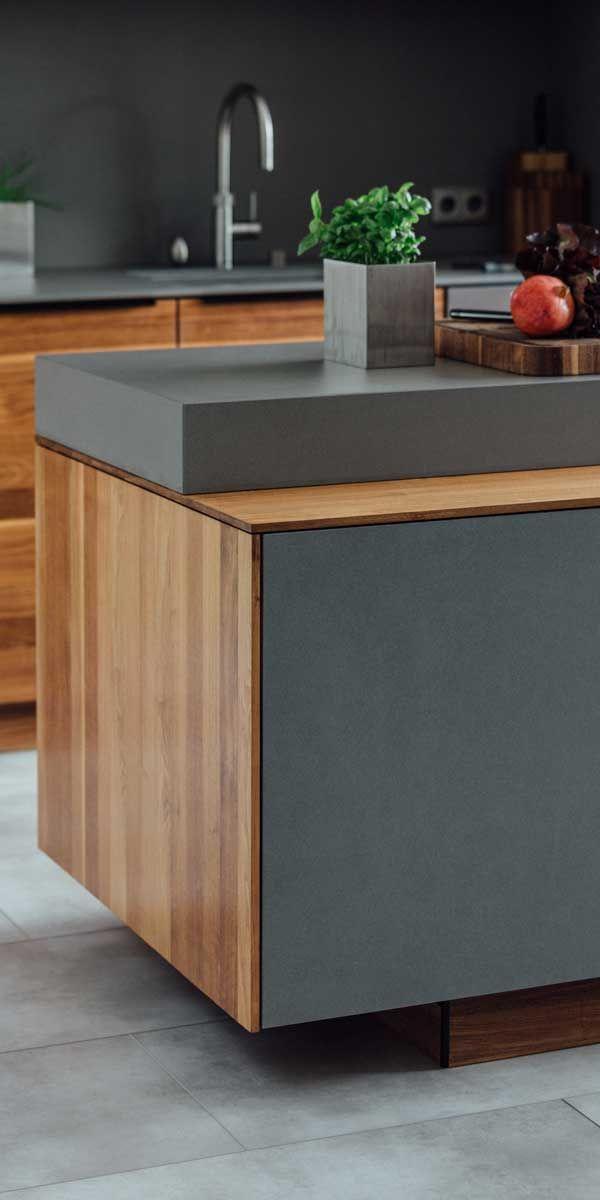 filigno Kücheninsel von TEAM 7 Stuttgart