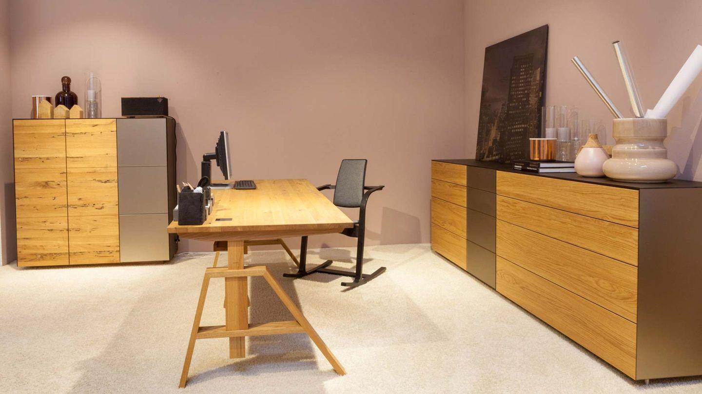atelier desk home office