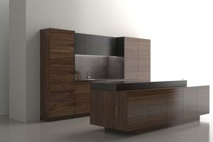 Solid wood kitchen filigno from TEAM 7