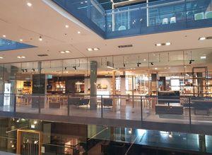 Außenansicht des TEAM 7 Stores in Berlin.
