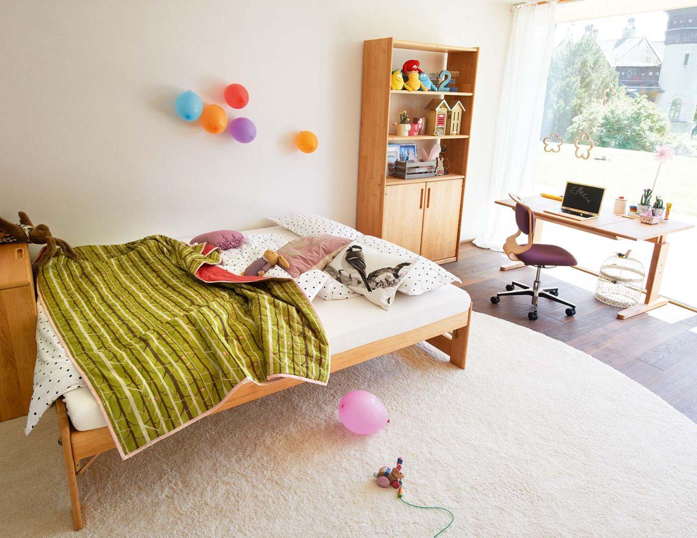 """Кровать для подростка """"mobile"""" в виде тандемного дивана"""