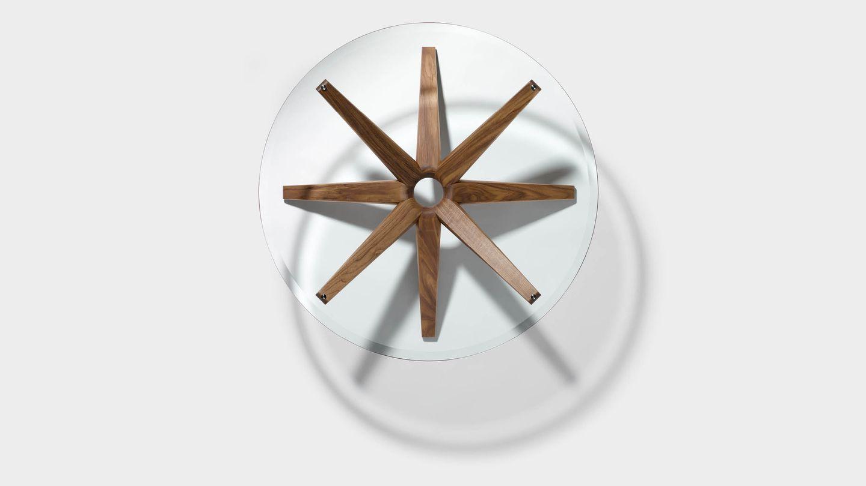 Couchtisch Design stern