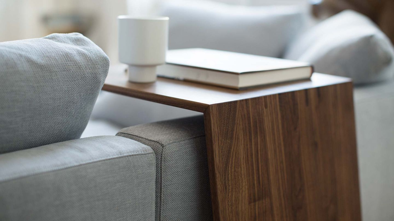 """Приставной стол """"sidekick"""" от дизайнера Штефана Радингера"""