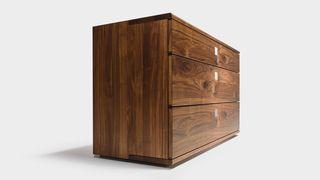 nox dresser made of solid wood