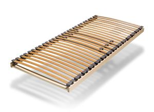 Classic slatted frame in beech
